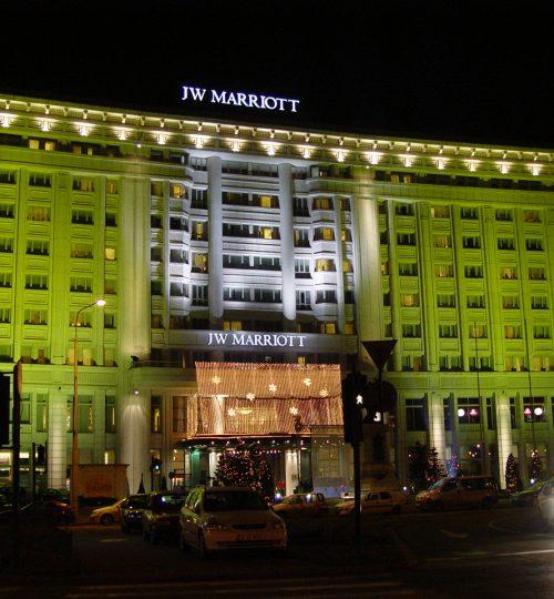 MARRIOTT - Arhitectural